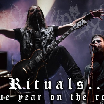 Rituals: One year on the road!