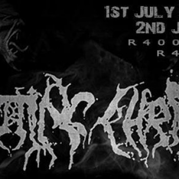 Rotting Christ in South Africa for two Rituals this summer.