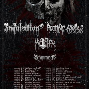 Bloodsheed Rituals-European Tour 2016.