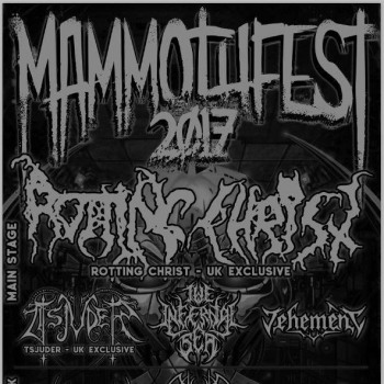 Rotting Christ for one exclusive show in the UK