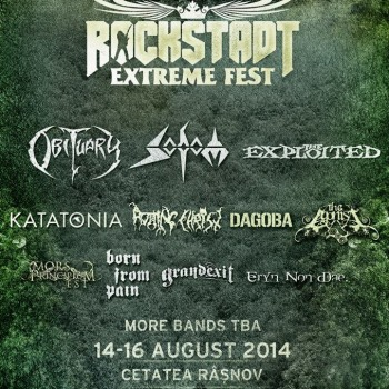 Rotting Christ Confirm one and only appearance for Romania into 2014