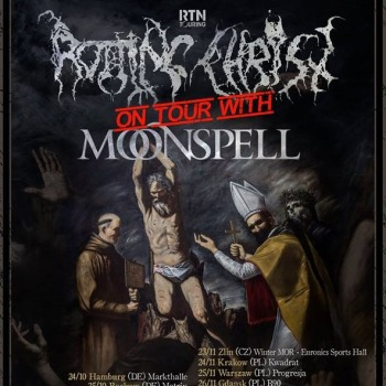 On tour with Moonspell