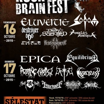 Rock your brain fest France