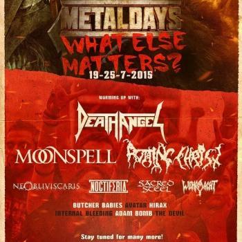 Metal Days 2015