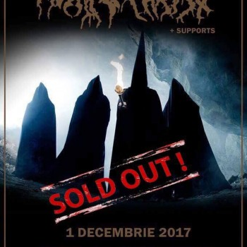Rotting Christ in Romania