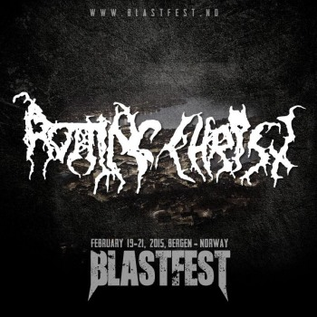We proudly confirmed for Blastfest 2015!