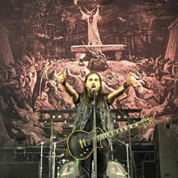 Rotting Christ in Tons of Rock Festival
