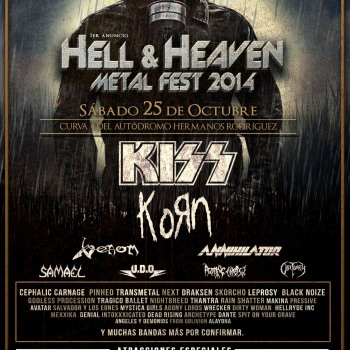 Rotting Christ entirely confirmed for Hell & Heaven Fest 2014