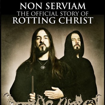 Rotting Christ first ever book out soon!