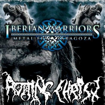 Rotting Christ to headline Iberian Warriors Festival!
