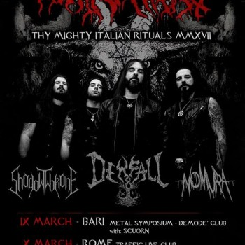 Rotting Christ at Italy