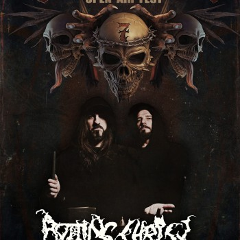 Rotting Christ to to headline gotham open air Slovakia 2016