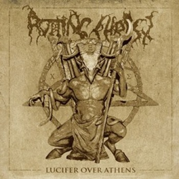 Lucifer Over Athens - The only official live album for Rotting Christ