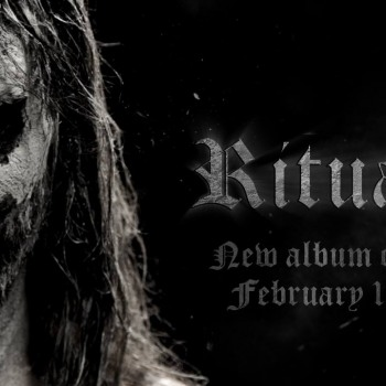 Rituals - New album out on February 12th!