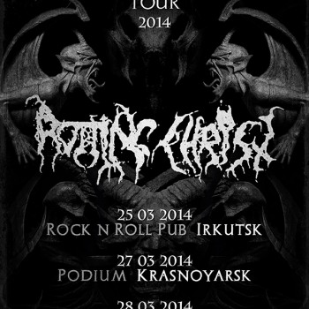 Rotting Christ in Siberia!