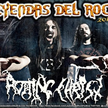Rotting Christ confirmed for Leyendas Del Rock 2014