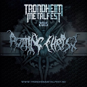 Rotting Christ in Trondheim metal fest 2015