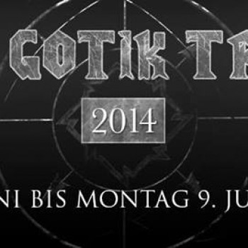 Rotting Christ just added on the roster of the biggest Gothik - Metal festival
