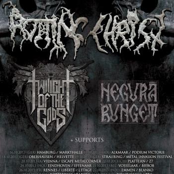 European tour (Part 1 Anouncement)