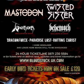 Rotting Christ confirmed for bloodstock 2016