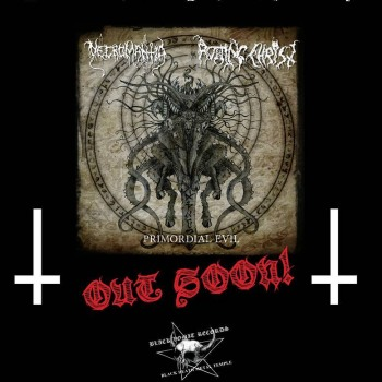 Rotting Christ - Necromantia Split 7 EP