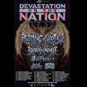 ROTTING CHRIST are back in the USA-CANADA!