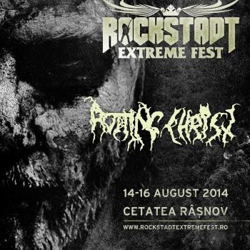 Rotting Christ anounces rockstadt extrem fest 2014 Romania